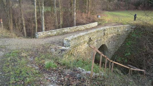 Römerbrücke 2011