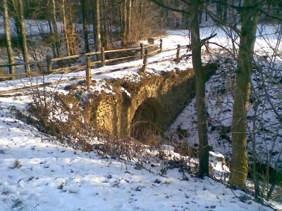 Römerbrücke Winter 2006